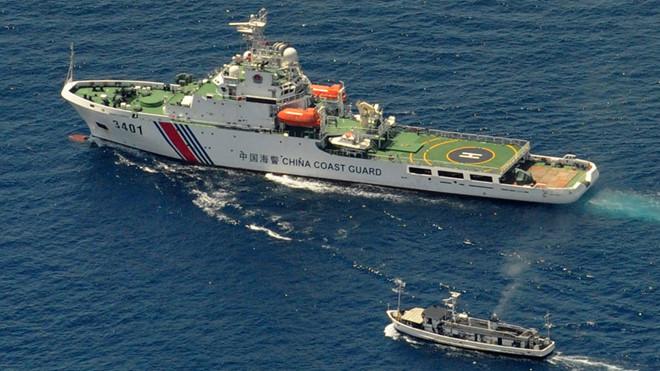 Bộ trưởng quốc phòng Mỹ cảnh báo ý đồ chèn ép của Trung Quốc ở Biển Đông