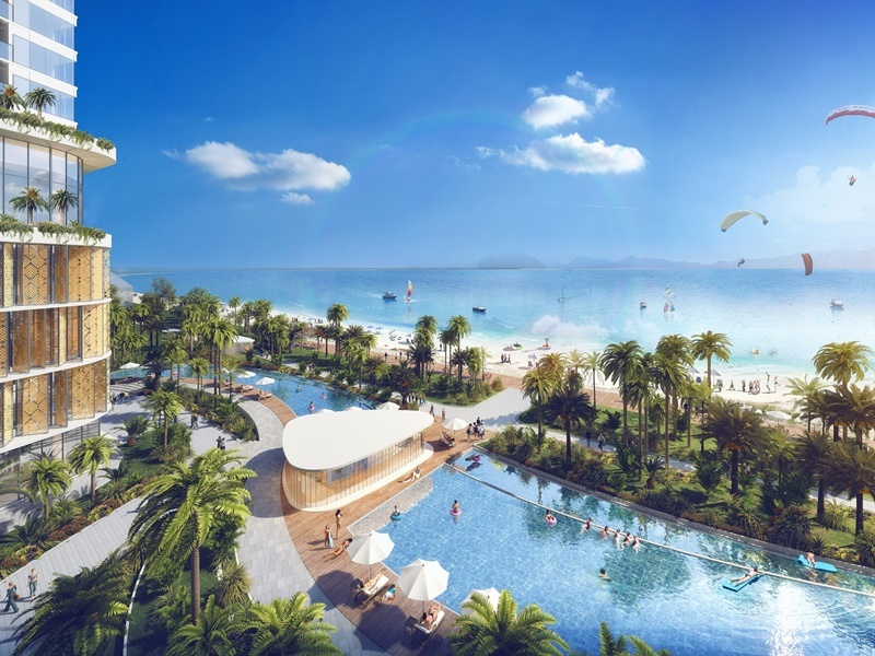 sunbay park hotel resort phan rang noi troi voi 101 tien ich lon