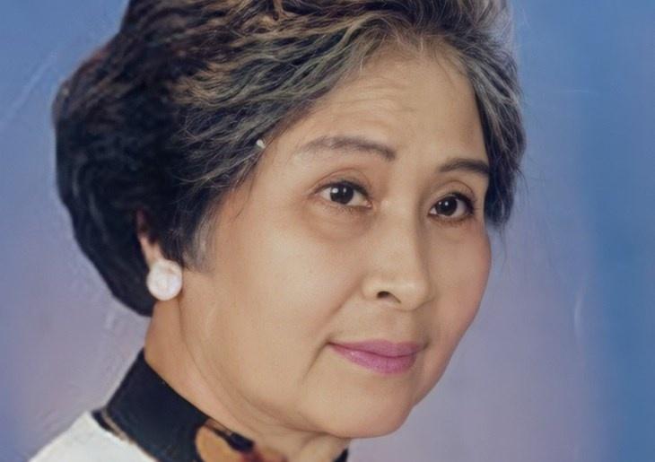 Nhớ về giọng ngâm thơ huyền thoại Trần Thị Tuyết