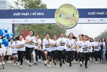 s race khoi dau chuoi hoat dong the thao truong hoc