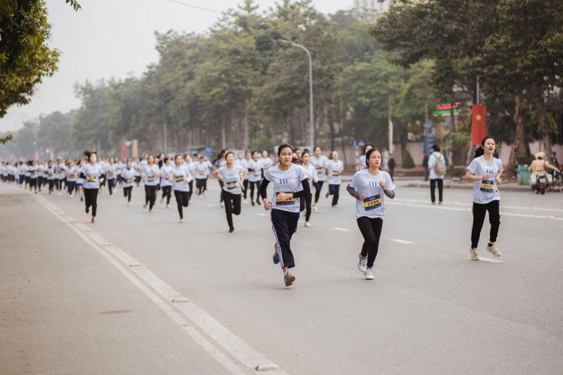 Từ giải chạy học đường đến khát vọng một thế hệ Việt Nam mới