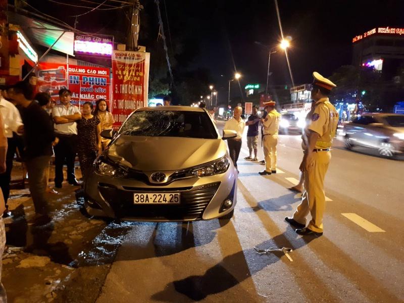 Hà Tĩnh: Chủ nhiệm Ủy ban kiểm tra Đảng ủy gây tai nạn rồi đổ lỗi cho vợ?