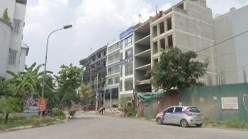 Ai đang 'bảo kê' cho xây dựng sai phép tại phường Xuân Đỉnh - Bắc Từ Liêm?