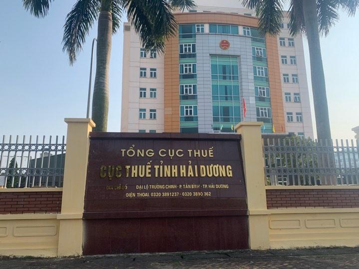 cuc thue tinh hai duong can bo khong dat chuan van dua vao dien quy hoach bo nhiem lam lanh dao