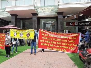 """Hàng chục khách hàng tố công ty Hoàng Kim Land lừa đảo tại dự án """"ma"""" (Bài 2)"""