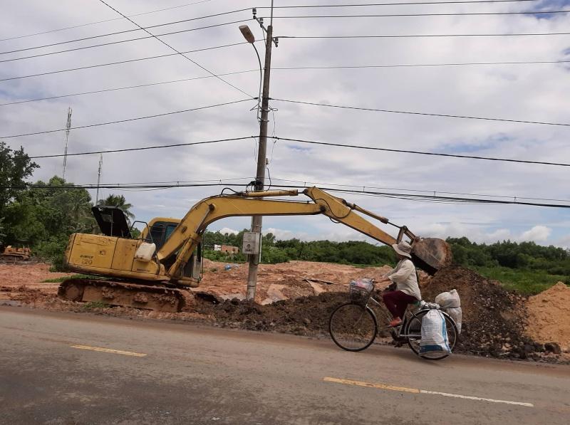 Công ty Thành Nam tiếp tục mang bãi đất trống Sài Gòn Star City 2 đi bán?