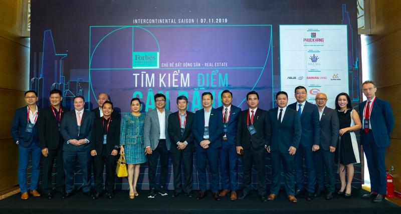 tcbc forbes phuc khang corporation dong hanh cung hoi nghi bds viet nam 2019