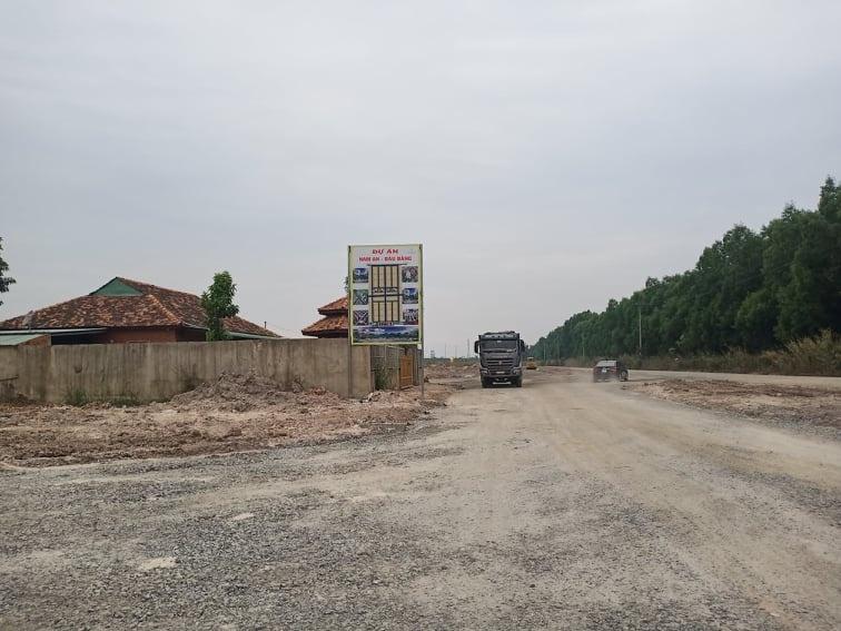 """Hé lộ những điều """"lạ lùng"""" ở dự án Nam An New City Bàu Bàng"""