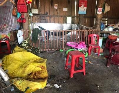 Đắk Lắk: Vụ nổ kinh hoàng, khiến4 người bị thương nặng
