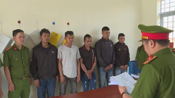Đắk Lắk: Bắt tạm giam nhóm thanh niên hỗn chiến trong quán karaoke