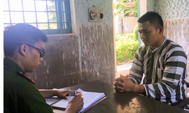 Kon Tum: Tạm giam thanh niên tàng trữ ma tuý trái phép