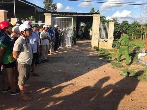 Đắk Lắk: Người đàn ông dùng súng bắn người tình rồi tự sát