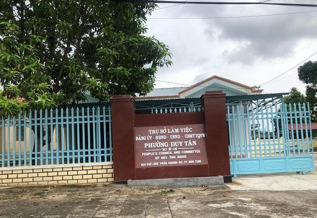TP Kon Tum: 78 ngôi nhà xây dựng không phép tại phường Duy Tân