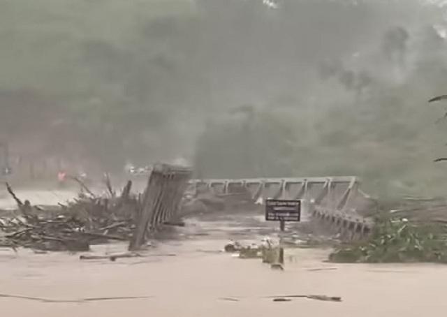 Kon Tum: Cơn bão số 9 đã ảnh hưởng đến địa bàn nhiều huyện