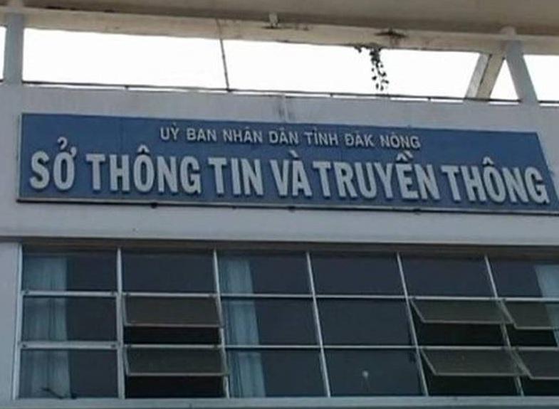 Đắk Nông: Phê chuẩn khởi tố nguyên Chánh văn phòng Tỉnh ủy