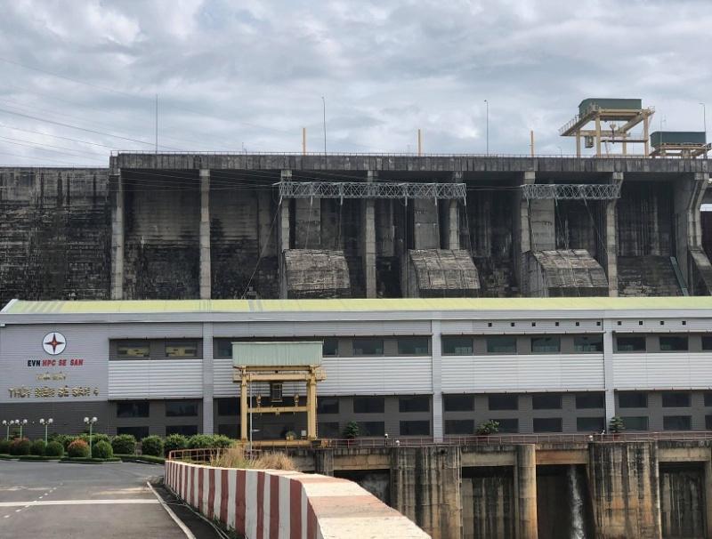 Nhà máy thủy điện Sê San 4 chấp hành nghiêm chỉnh pháp luật về phòng cháy chữa cháy