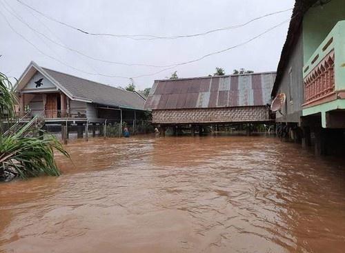 Đắk Lắk: Mưa lớn do bão, di dời khẩn cấp 300 hộ dân