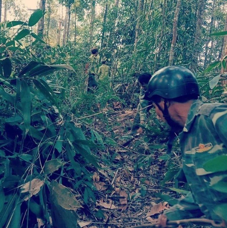 Kon Tum: Xã Sa Loong thực hiện tốt việc giao khoán bảo vệ rừng