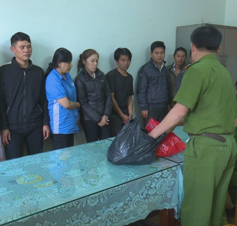 Đắk Lắk: Đột kích ổ bạc, thu giữ trên 34 triệu đồng