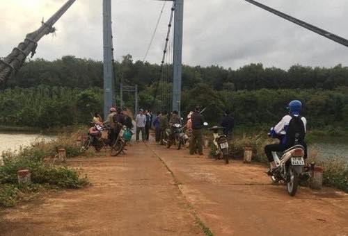 Đắk Lắk: Phát hiện một thi thể nổi trên mặt hồ