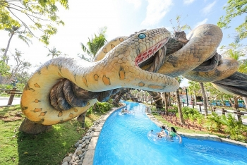 Điểm du xuân hấp dẫn mới lạ tại 'đất Thánh' Tây Ninh và đảo Ngọc Phú Quốc