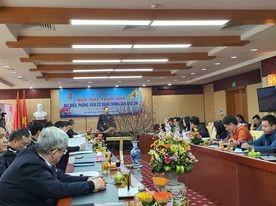 Tổng Cục Hải Quan: Gặp mặt thân mật các đại biểu, phóng viên báo đài nhân dịp Xuân Tân  Sửu 2021