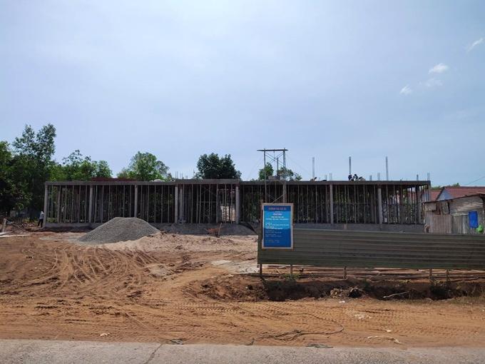 Trường Tiểu học Cửa Dương 1, Phú Quốc xây dựng trên đất tranh chấp?
