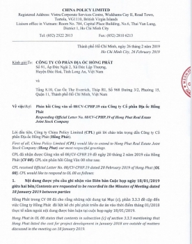 china policy limited co hang loat sai pham khi gop von dau tu vao viet nam