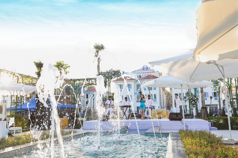 Chủ nhân tinh hoa ngỡ ngàng khi trải nghiệm thực tế Sun Grand City Feria