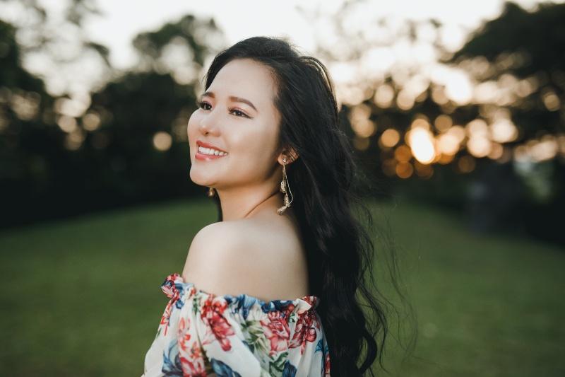 """Sao Mai Phạm Thùy Dung ngưỡng mộ và trân trọng """"duyên"""" đến với Lễ hội pháo hoa DIFF 2018"""