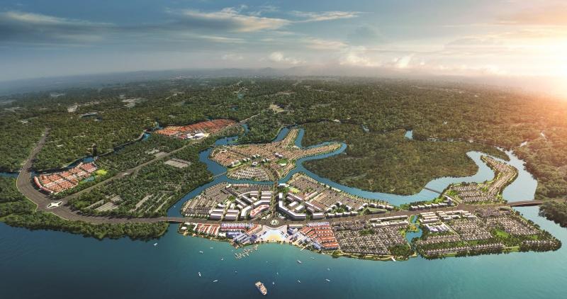 Siết tiến độ sân bay Long Thành, Bất động sản phía Đông bước vào giai đoạn bứt phá