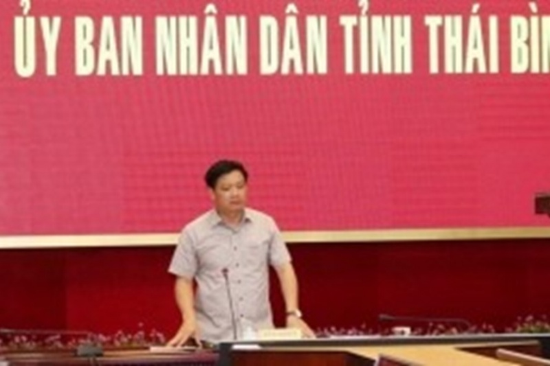 Tỉnh Thái Bình lên tiếng phản hồi về việc bổ nhiệm Phó chủ tịch UBND tỉnh