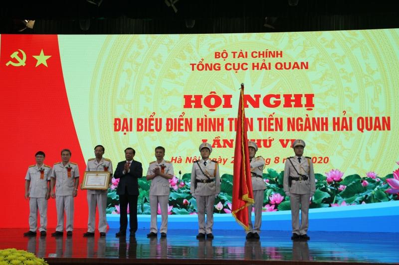 tong cuc hai quan tong ket phong trao thi dua cong tac khen thuong giai doan 2016 2020