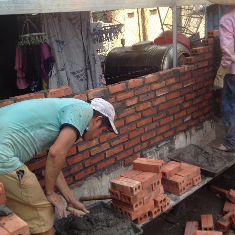 UBND phường Phúc Tân sẽ xử lý dứt điểm vi phạm trật tự xây dựng?