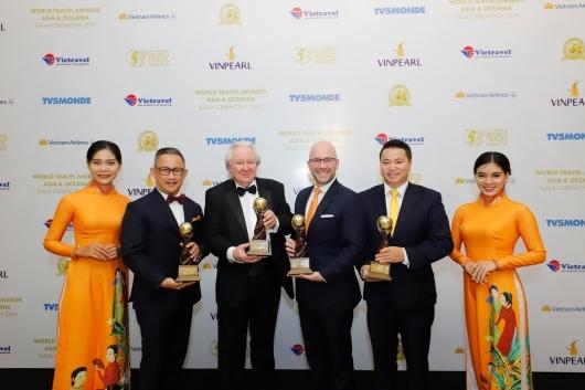 Hai giải thưởng du lịch, khách sạn danh giá thế giới đều đồng loạt vinh danh các công trình nghỉ dưỡng của Sun Group
