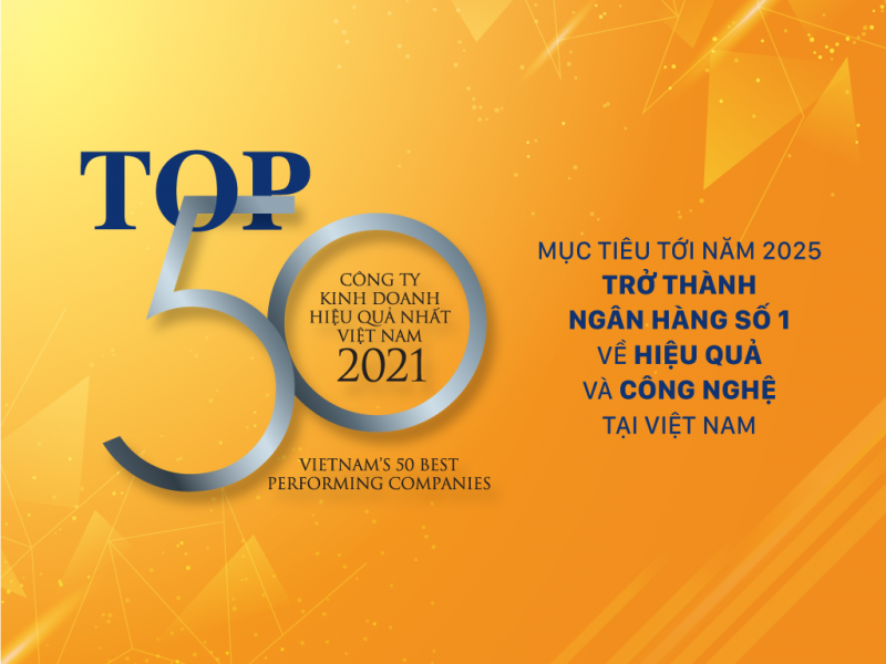 shb doanh nghiep ty do duoc vinh danh top 50 doanh nghiep kinh doanh hieu qua