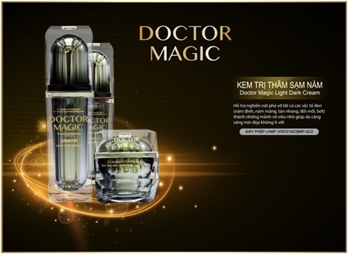 tham my vien mailisa co tinh nang tam san pham doctor magic de thu hut khach hang 63318