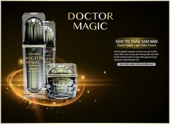 tham my vien mailisa co tinh nang tam san pham doctor magic de thu hut khach hang