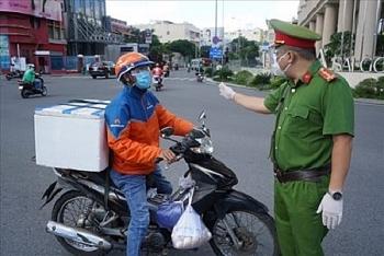 ha noi tren 8000 shipper van chuyen hang hoa duoc cap phep hoat dong