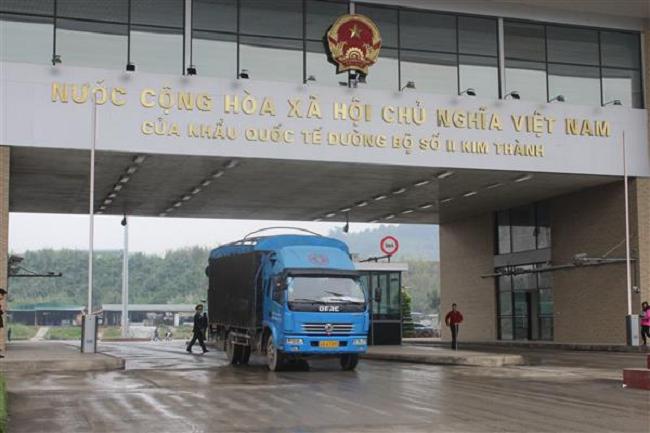 Liên quan kiểm dịch, khuyến cáo doanh nghiệp chưa vội đưa thanh long đến cửa khẩu Kim Thành (Lào Cai)