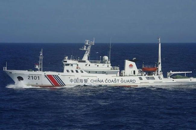 Luật hàng hải của Trung Quốc mơ hồ, sai trái về tính hợp pháp