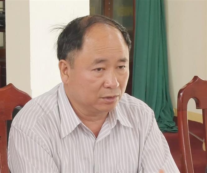 Phó Giám đốc sở Tài nguyên và Môi trường tỉnh Lạng Sơn bị cách chức