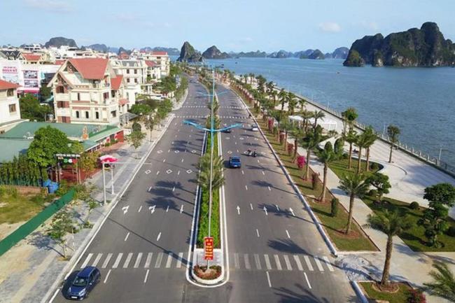 Hạ Long: Dự án đường bao biển