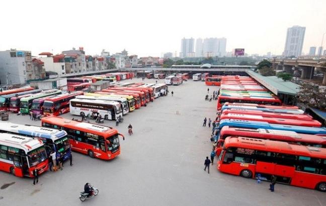 Hướng dẫn tạm thời về tổ chức vận tải hành khách