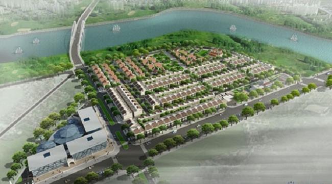 Đề xuất khu đô thị mới được áp dụng hệ thống thoát nước riêng