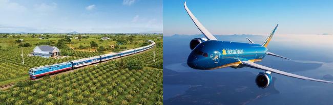 """Chặng Hà Nội – TP HCM, """"cháy vé"""" hàng không, đường sắt"""