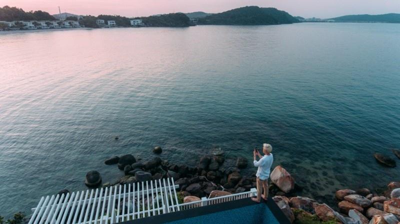 Ca sĩ Quang Vinh chia sẻ kinh nghiệm du lịch Nam Phú Quốc