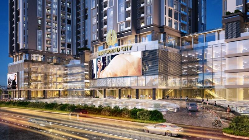 Sun Group sắp ra mắt thương hiệu trung tâm thương mại đẳng cấp Sun Plaza
