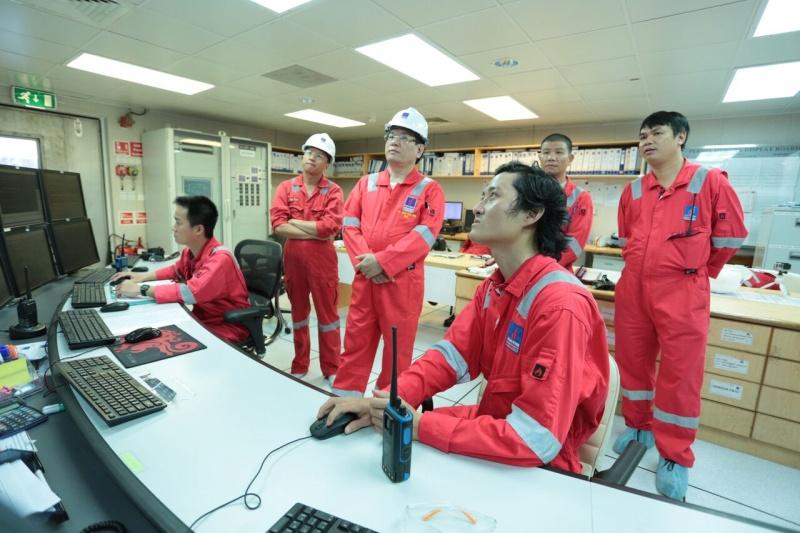 BIENDONG POC đón nhận 10 tỷ m3 khí sau 5 năm vận hành khai thác