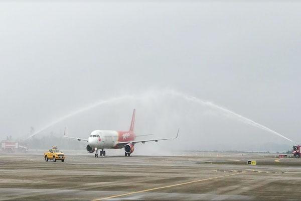 Vietjet khai trương đường bay TP HCM – Vân Đồn